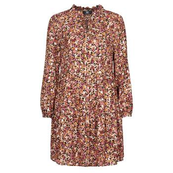 textil Dam Korta klänningar Le Temps des Cerises SUN Rosa
