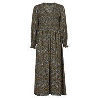 textil Dam Korta klänningar Le Temps des Cerises PEAK Svart
