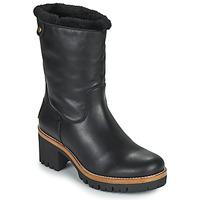 Skor Dam Boots Panama Jack PIOLA Svart