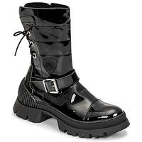 Skor Dam Boots Philippe Morvan CHARMY Svart