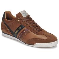 Skor Herr Sneakers Pantofola d'Oro VASTO UOMO LOW Brun