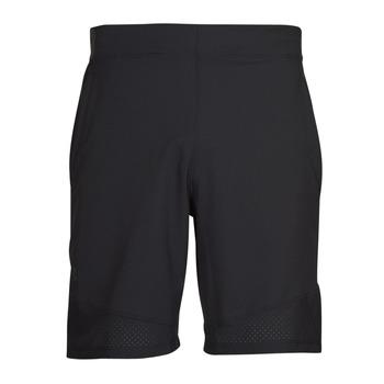 textil Herr Shorts / Bermudas Under Armour UA VANISH WOVEN SHORTS Svart / Grå