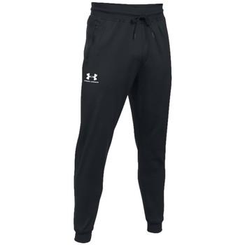 textil Herr Joggingbyxor Under Armour Sportstyle Jogger Noir