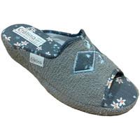 Skor Dam Tofflor Cristina CRI0621gri grigio