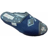 Skor Dam Tofflor Cristina CRI06921blu blu