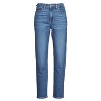 textil Dam Jeans boyfriend Lee CAROL Blå