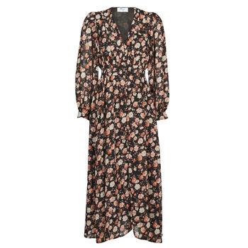 textil Dam Långklänningar Betty London PILOMENE Svart