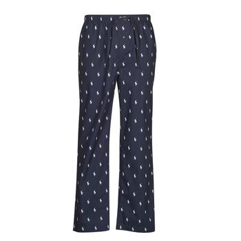 textil Herr Pyjamas/nattlinne Polo Ralph Lauren PJ PANT SLEEP BOTTOM Marin