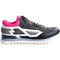 Skor Herr Sneakers Les Hommes  Grå