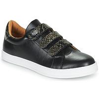 Skor Dam Sneakers Moony Mood POLINE Svart
