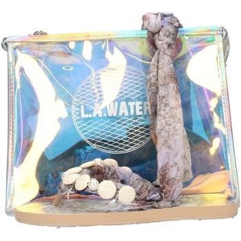 Väskor Dam Handväskor med kort rem L.a.water 12944B Beige