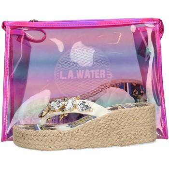 Väskor Dam Handväskor med kort rem L.a.water 12934B White