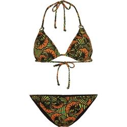 textil Dam Bikini O'neill Capri Bondey Fixed Set Flerfärgad