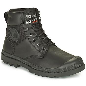 Skor Boots Palladium SPORTCUFF ESSENTIAL WATERPROOF Svart