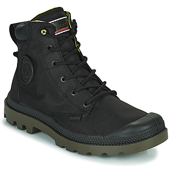 Skor Boots Palladium PAMPA RECYCLED Svart