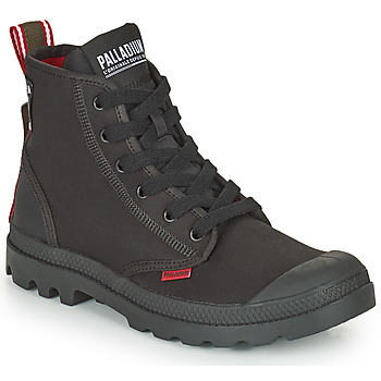 Skor Boots Palladium PAMPA METRO Svart
