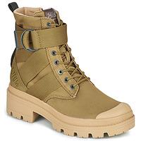 Skor Dam Boots Palladium PALLABASE TACT S TX Grön