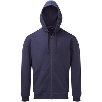 textil Herr Sweatshirts Asquith & Fox AQ046 Indigo