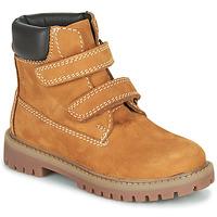 Skor Pojkar Boots Citrouille et Compagnie PAXA Kamel