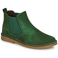 Skor Barn Boots Citrouille et Compagnie HOVETTE Grön