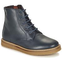 Skor Barn Boots Citrouille et Compagnie HATINE Marin