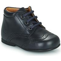 Skor Barn Boots Citrouille et Compagnie PAULO Marin