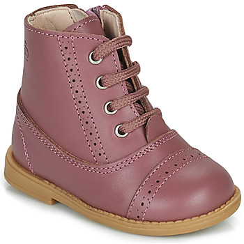 Skor Flickor Boots Citrouille et Compagnie PUMBAE Rosa