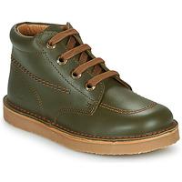 Skor Pojkar Boots Citrouille et Compagnie PIMON Grön