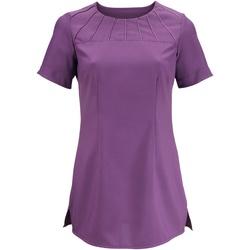 textil Dam T-shirts Alexandra  Ametist