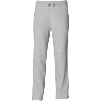textil Herr Joggingbyxor Skinni Fit SFM63 Grått