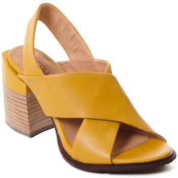 Skor Dam Sandaler Rebecca White T0507  Rebecca White  Elegantn?? d??msk?? kotn??kov?? boty na podpatku