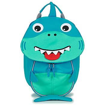 Väskor Barn Ryggsäckar Affenzahn SHARK Blå