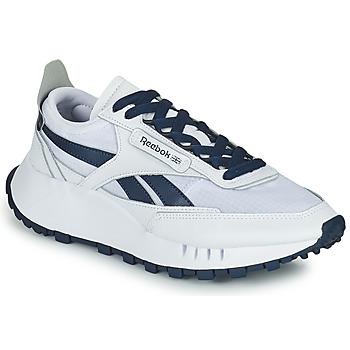 Skor Sneakers Reebok Classic CL LEGACY Vit / Blå