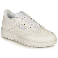 Skor Dam Sneakers Reebok Classic CLUB C DOUBLE Vit
