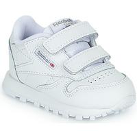 Skor Barn Sneakers Reebok Classic CL LTHR 2V Vit