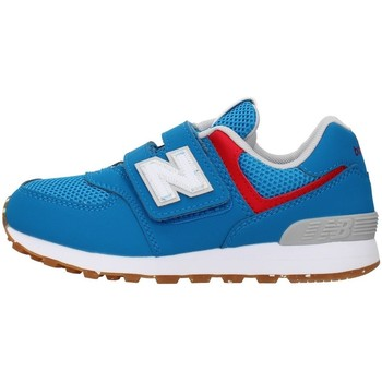 Skor Pojkar Sneakers New Balance PV574BWV BLUE