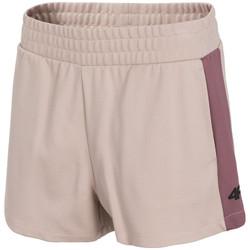 textil Dam Shorts / Bermudas 4F Women's Shorts Rose