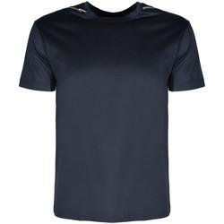 textil Herr T-shirts Les Hommes  Blå