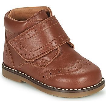 Skor Pojkar Boots Citrouille et Compagnie PROYAL Kamel