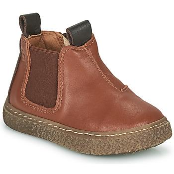 Skor Pojkar Boots Citrouille et Compagnie PESTACLE Kamel
