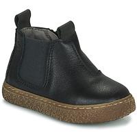 Skor Pojkar Boots Citrouille et Compagnie PESTACLE Svart