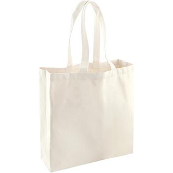Väskor Shoppingväskor Westford Mill WM623 Naturligt