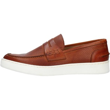 Skor Herr Loafers Made In Italia 100 Leather