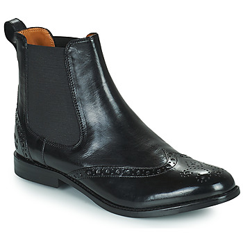 Skor Dam Boots Melvin & Hamilton AMELIE 5 Svart