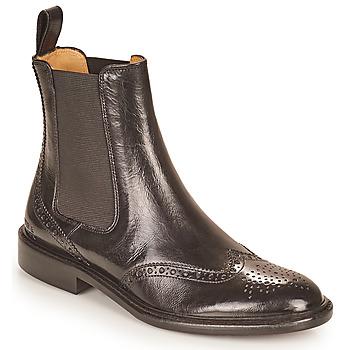 Skor Dam Boots Melvin & Hamilton SALLY 112 Svart
