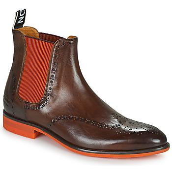 Skor Herr Boots Melvin & Hamilton BOBBY 8 Brun