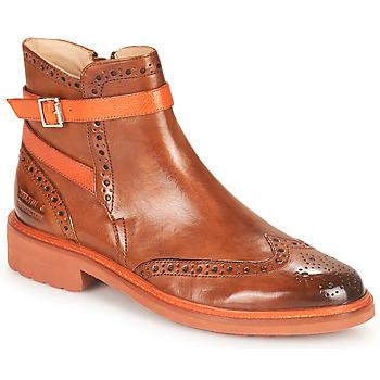 Skor Dam Boots Melvin & Hamilton SELINA 25 Brun