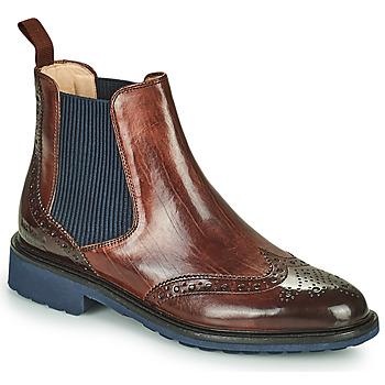 Skor Dam Boots Melvin & Hamilton SELINA 6 Brun