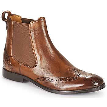 Skor Dam Boots Melvin & Hamilton AMELIE 5 Brun
