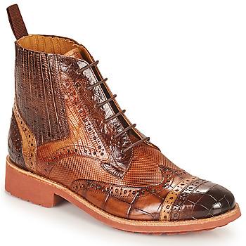 Skor Dam Boots Melvin & Hamilton AMELIE 17 Brun